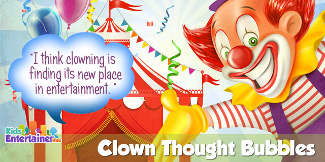 Leon McBryde Clown Thoughts for Kids Entertainer Hub