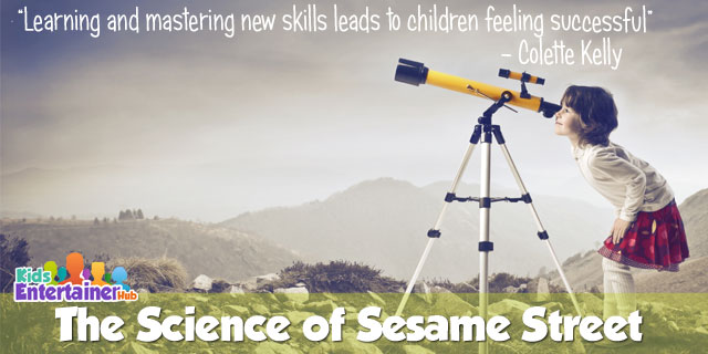 Colette Kelly - How to How to learn from the Science of Sesame Street